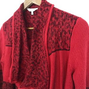 Candie's Women's Sweater Size Large